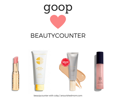 goop loves Beautycounter!