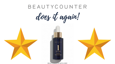 Allure's Best of Beauty 2017: Beautycounter's No. 1 Brightening Facial Oil Made the Cut!