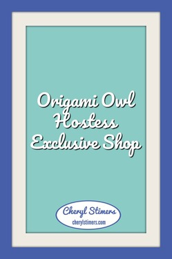 Origami Owl Hostess Exclusive Shop