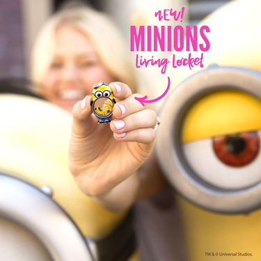 Origami Owl Minion Collection