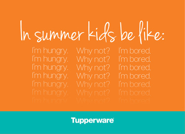 Summer, summer, summertime with kids