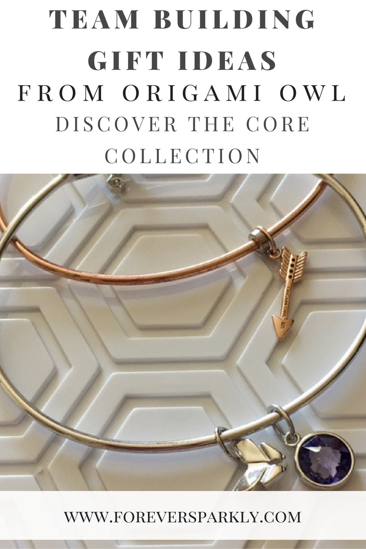 Team Building Gifts with Origami Owl: Discover the CORE Collection