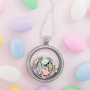 Origami Owl Hoppy Easter Collection! It's so Eggsciting!