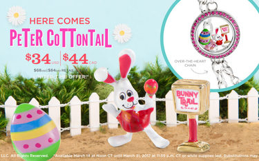 Here Comes Peter Cottontail Easter's on its Way