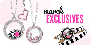 Hello March! March Exclusively!