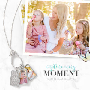 Capture Every Moment with Origami Owl Photo Frame Pendants