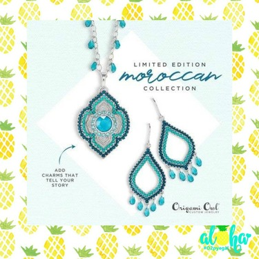 Limited Edition Moroccan Collection By Origami Owl Direct Sales