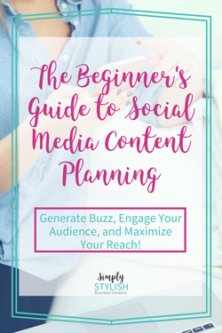 The Beginner's Guide to Social Media Content Planning