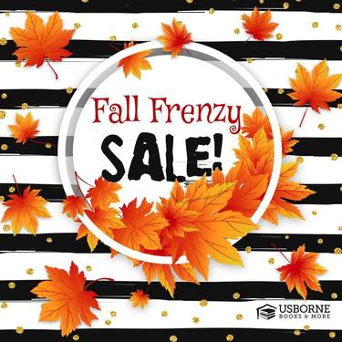 Fall Frenzy is on the way!!!