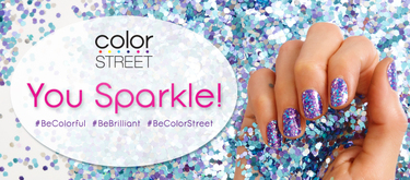 Color Street is EASY and FAST!