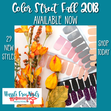 Color Street Fall 2018 Available Now