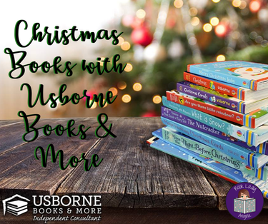 what christmas books are available from usborne books more