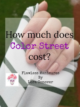 How Much Does Color Street Cost Direct Sales And Home Based Business Entrepreneurs Member
