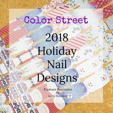 Color Streets 2018 Holiday Nail strips are here!! - Direct ...