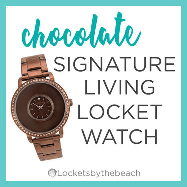 Origami Owl Chocolate Watch Your Fall Must Have Direct Sales And
