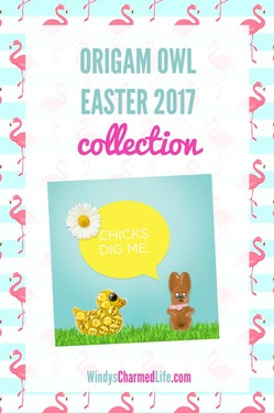 Origami Owl Easter 2017 Collection