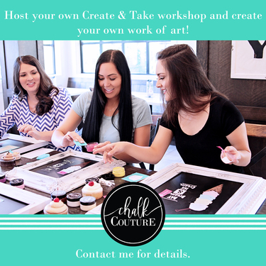 Using Chalk Couture is SO easy! Demo Video