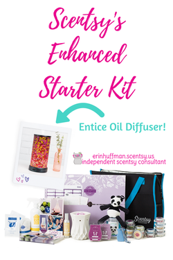 Join Scentsy in August With an Enhanced Starter Kit!