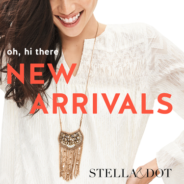 Women's Tops are Coming Soon to Stella & Dot!