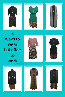 4ab482de45e 8 Ways to Wear LuLaRoe to Work - Direct Sales and Home Based ...